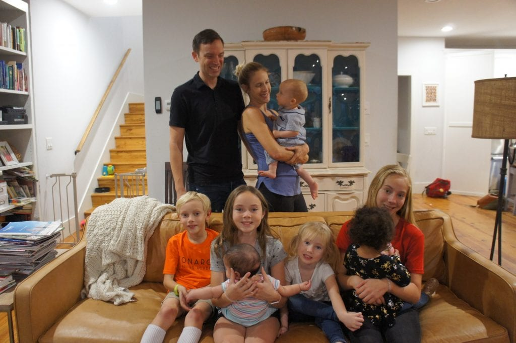 Small network of foster families provides comfort and love